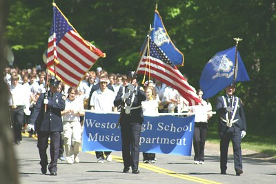 Weston CT 2005 Memorial Day Parade