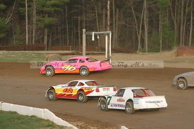Albany-Saratoga Speedway 04/21/06