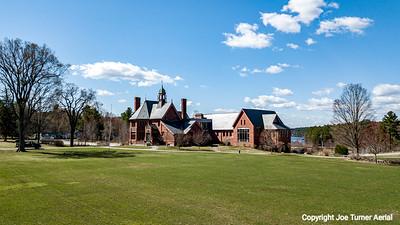 Harvard MA: Library and Fruitland