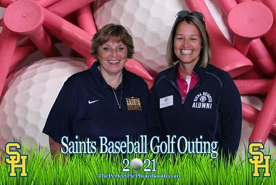 Saints Baseball Golf Outing '21