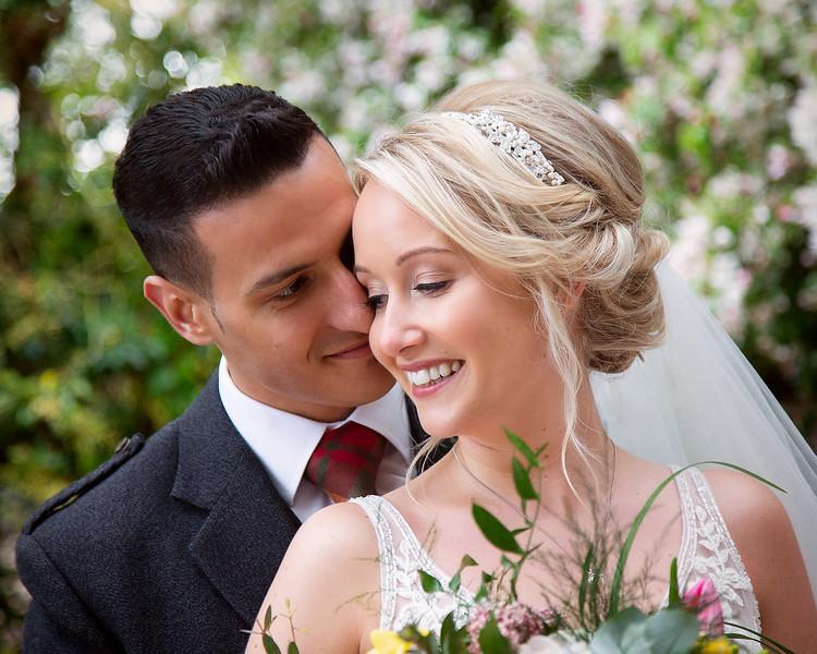 Branxholm Park Wedding