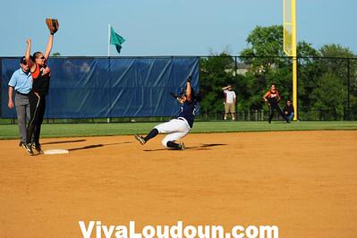 Softball: Tabb at Woodgrove State Quarter-Final (by Jeff Vennitti)