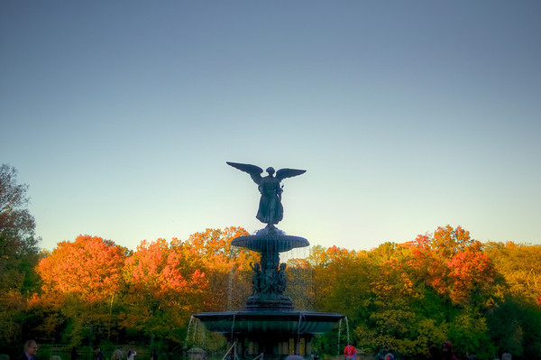 Thoth in Central Park