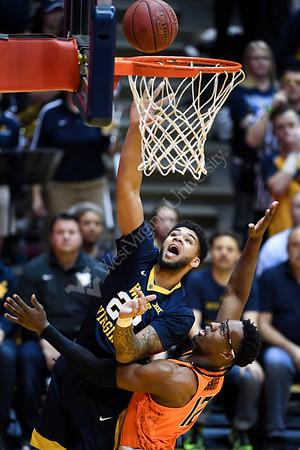 34264 Men's Basketball vs Oklahoma State February 2018