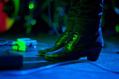 2012.01.31 : Megaphonic Thrift live at the Lexington