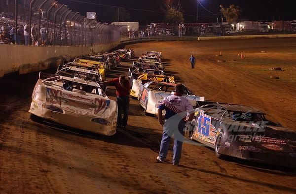 Bluegrass Speedway (KY) 8/27