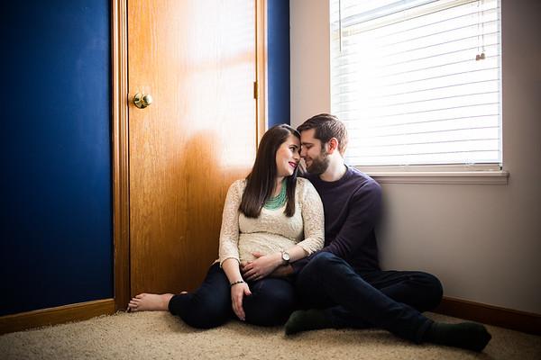 Becca + Jacob: Maternity