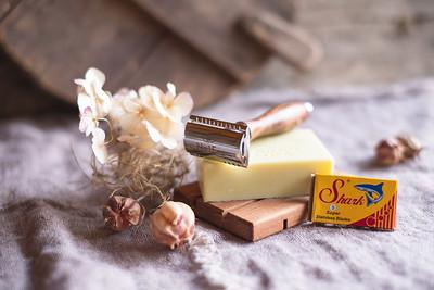 No1 eco safety razor zero waste shave-5945