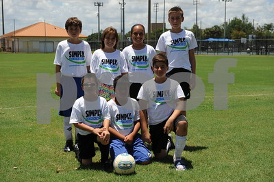 Simply Soccer 7/7-7/11/2014