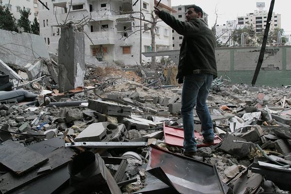 The war on Gaza  & Viva Palestina