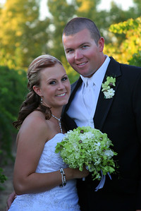 Randi and Josh Wedding