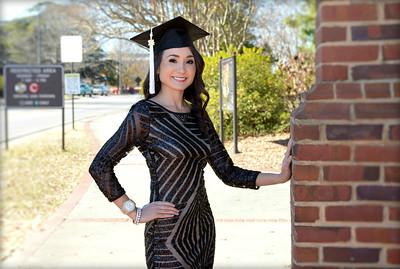 Kara's Auburn Graduation