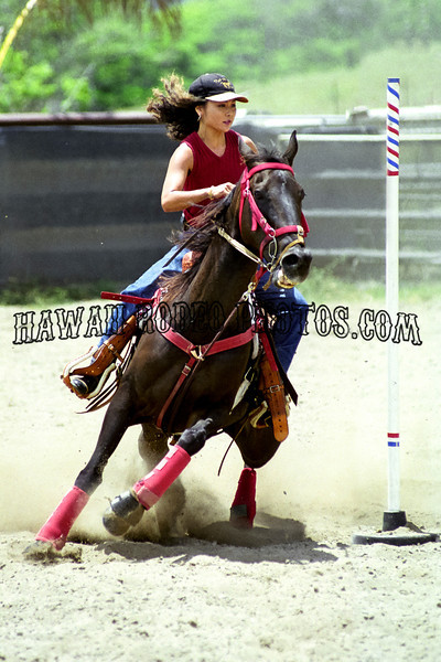 WOMENS RODEO AUGUST 29 1998
