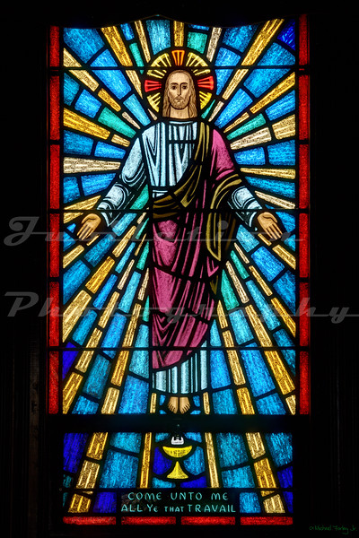 St. Luke's Episcopal Church, Auburn, CA.