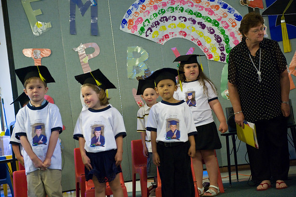 William (and Friends) Pre School Graduation