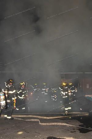 2nd Alarm Garage Fire - 542 E. Jersey St, Elizabeth, NJ -7/4/20