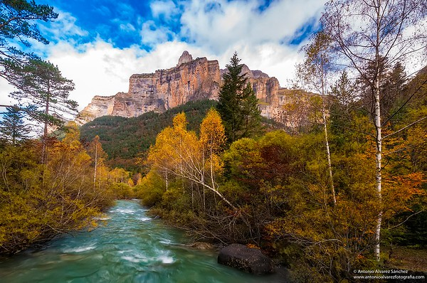 Parque Nacional de Ordesa y Monte Perdido / Ordesa y monte lost national park