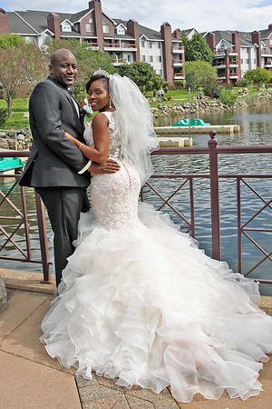 Richard and Chindah Worloma's Wedding - 2016