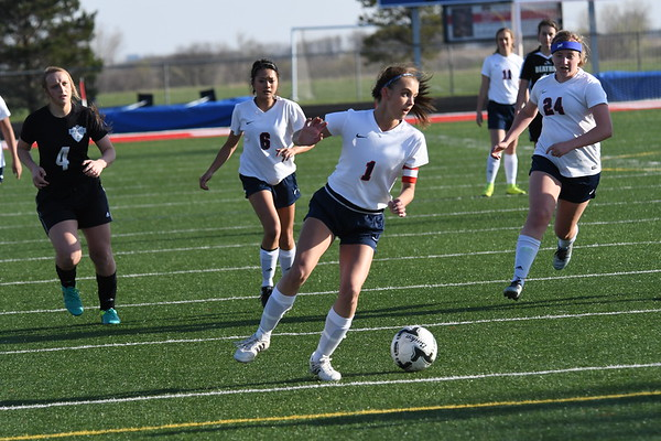 JV Girls Soccer vs Beatrice