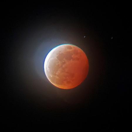 2021-05-27 Lunar Eclipse
