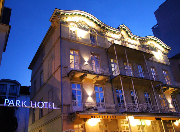 Featured Hotel:  Parkhotel Bad Homburg