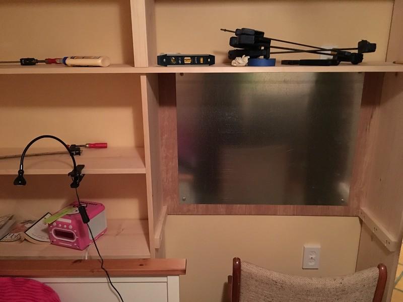 So close! Magnetic board