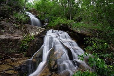 Hiking Lake Russell WMA-Leatherwood Creek