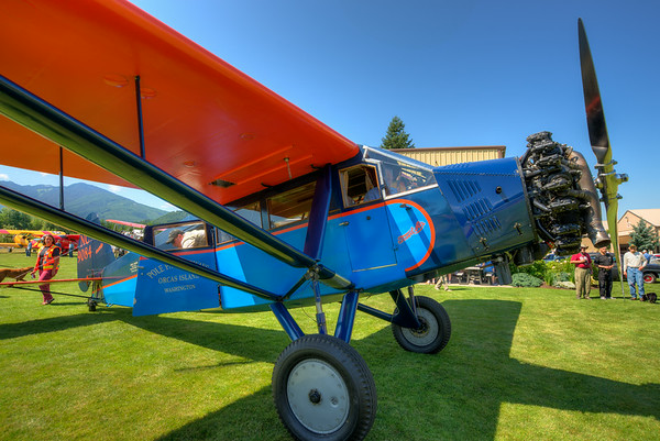 North Cascades Fly-In 2014