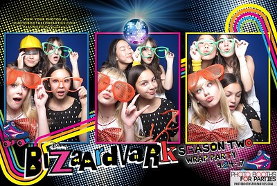 Bizaardvark Wrap Party