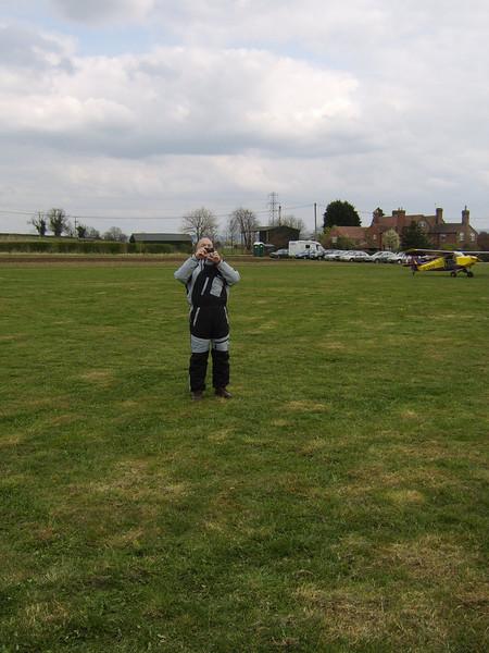 John at Over Farm