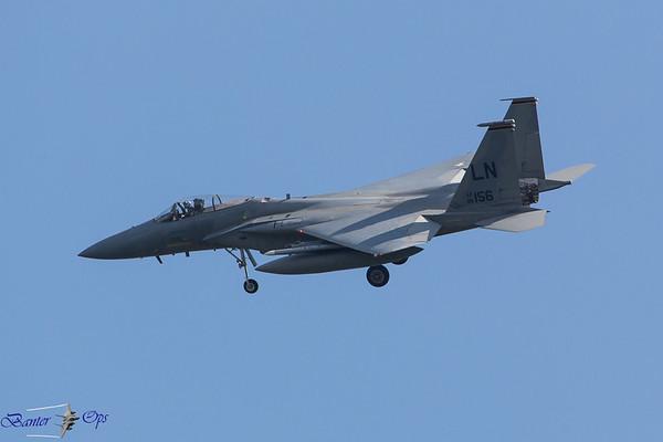 RAF Lakenheath : 2nd July 2015