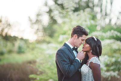 Seattle Wedding | Stylized Park Shoot | Seattle Photographer