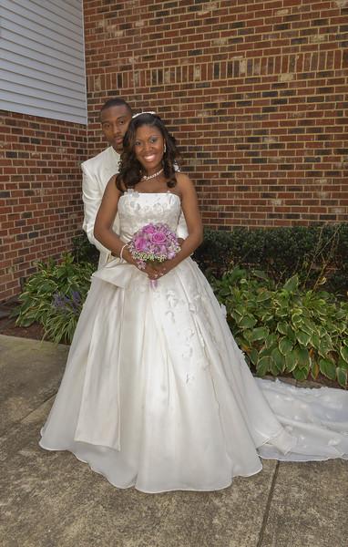 AJ & Tanisha Jenkins