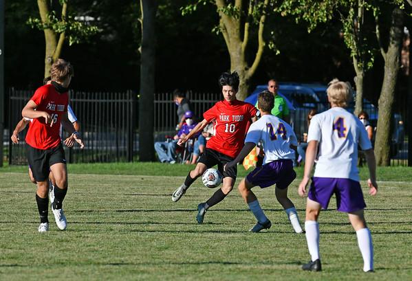 Boys Soccer v Guerin (8/20/2020)