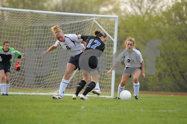 2008-04-25 Girls Varsity Soccer - Oxford vs RO