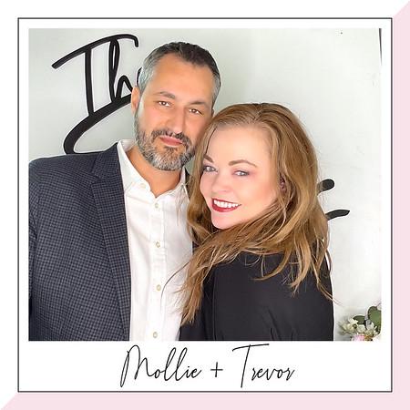 Mollie + Trevor's Wedding