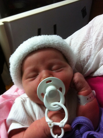 Isabella-Rose Anne Jones