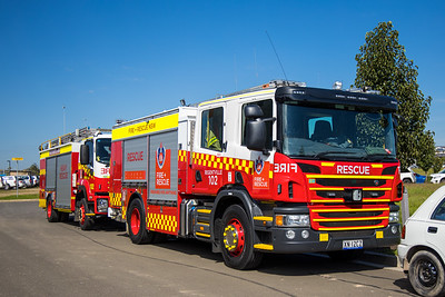 FRNSW - ME238 - Scania Rescue Pumper by Kuipers