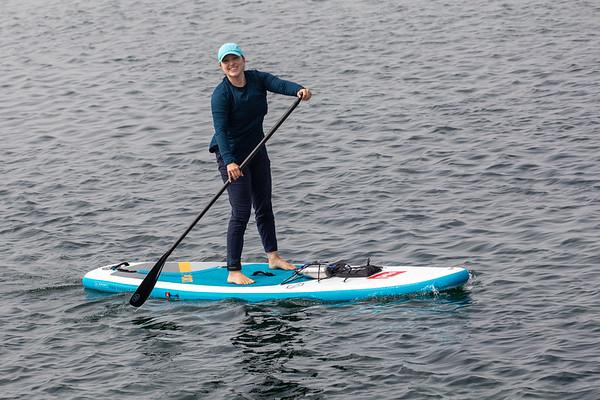 Lis Paddleboarding