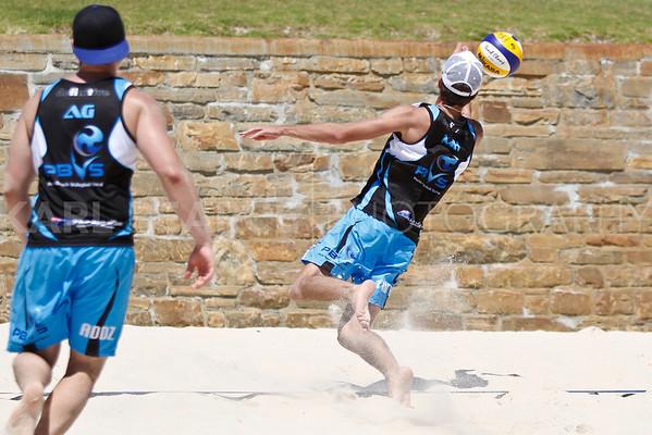 PBVS Summer of Budweiser - Beach Volleyball Pro #3 (Playoffs)