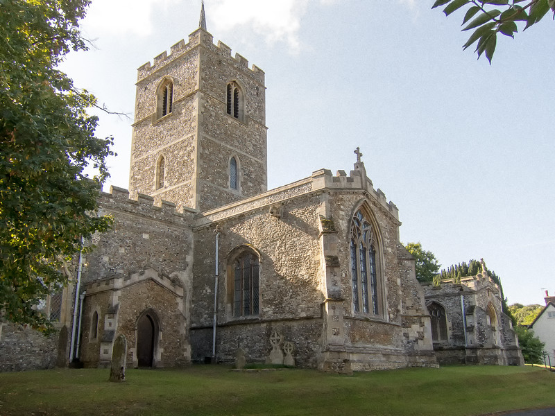 Fowlmere, St. Mary