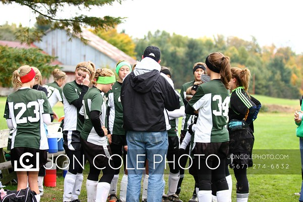 Clear Fork Girls Soccer 2009 - Lexington