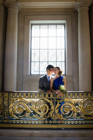 Ela and Antonio Wedding