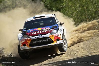 IRC Cyprus Rally 2012