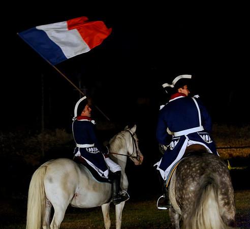 Scenofeerie de Semblancay - Revolution a cheval