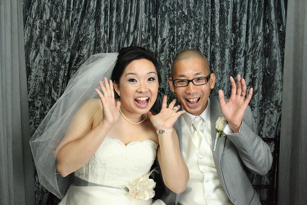 Serena and Ron's Wedding Photo Singles