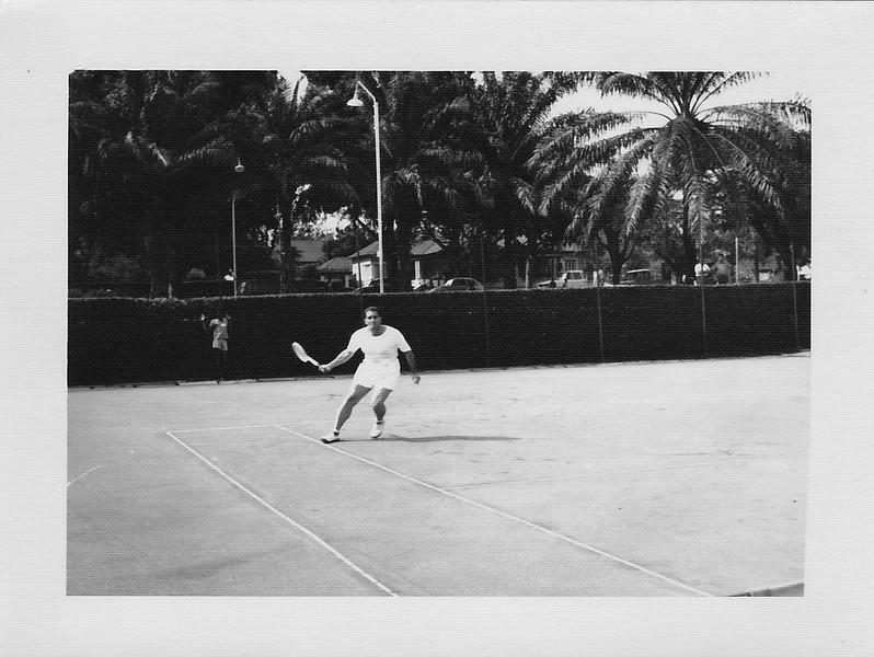 Tenis - Dundo