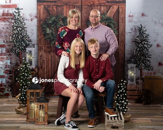 Ciampa Family Christmas 2020