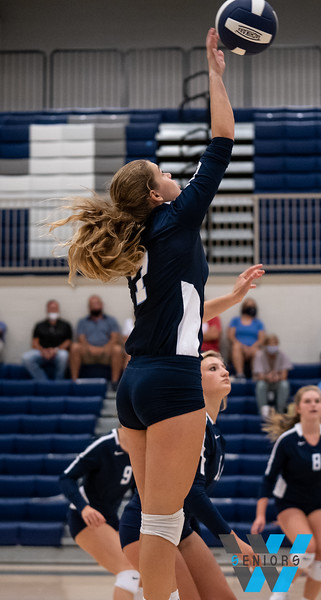 8-25-2020 HVA JV vs Anderson Co Volleyball
