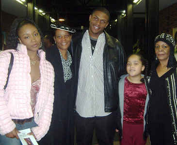 "Homegoing Celebration of Sherri ""Karima"" Lanette Atkins March 2006"